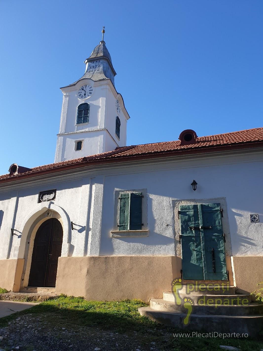 Arhitectura secuiasca in satul Rimetea, Alba