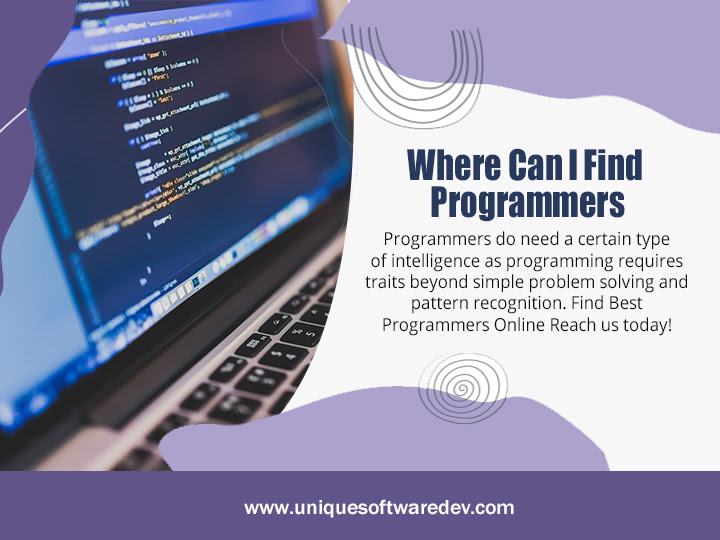 Where Can I Find Programmers