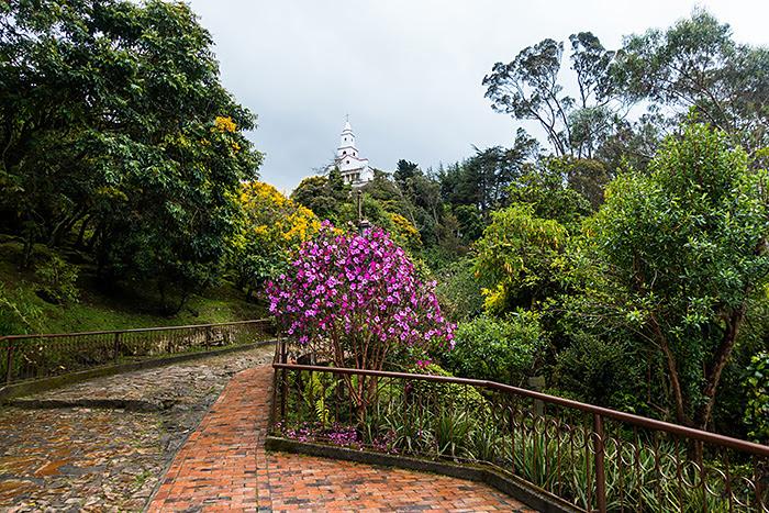 Monserrate, Bogota