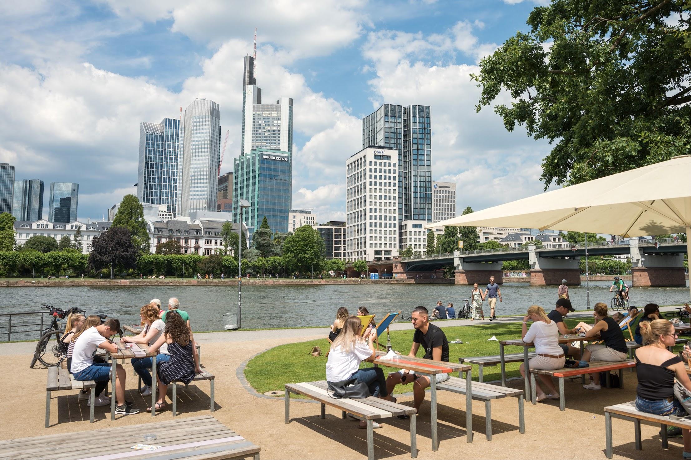 stedentrip-Frankfurt