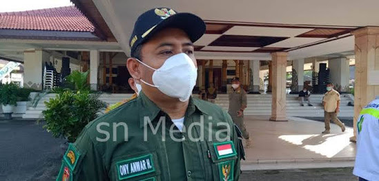 PPKM darurat Kabupaten Ngawi