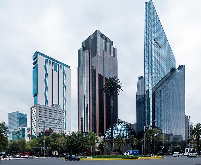 Avenida Paseo de la Reforma , Mexico City