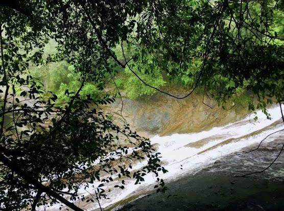 Bambarabotuwa Falls
