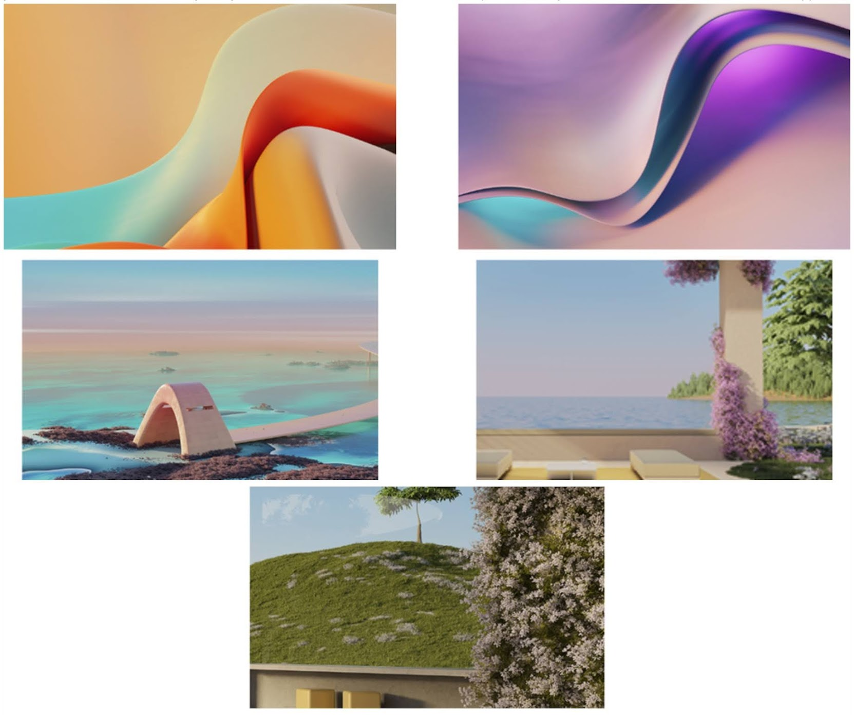 Microsoft Teams Displays Update on June 2021: New Wallpapers for display screen