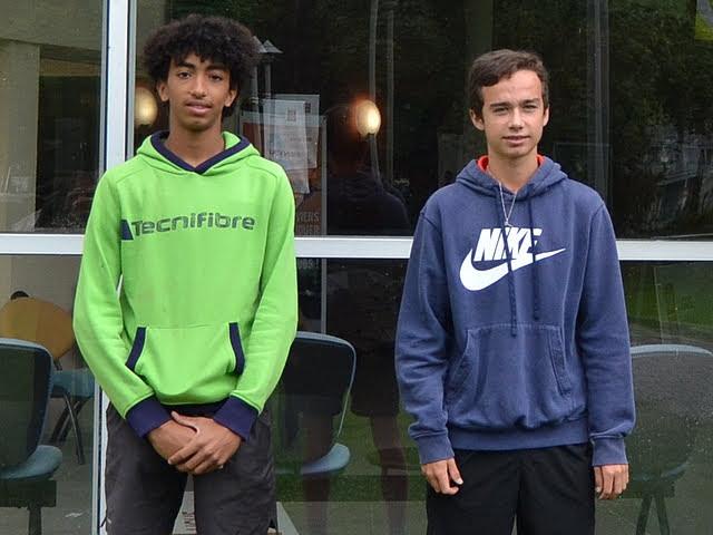 17/10/2021 - Arijan vice-champion de Normandie des 13-14 ans