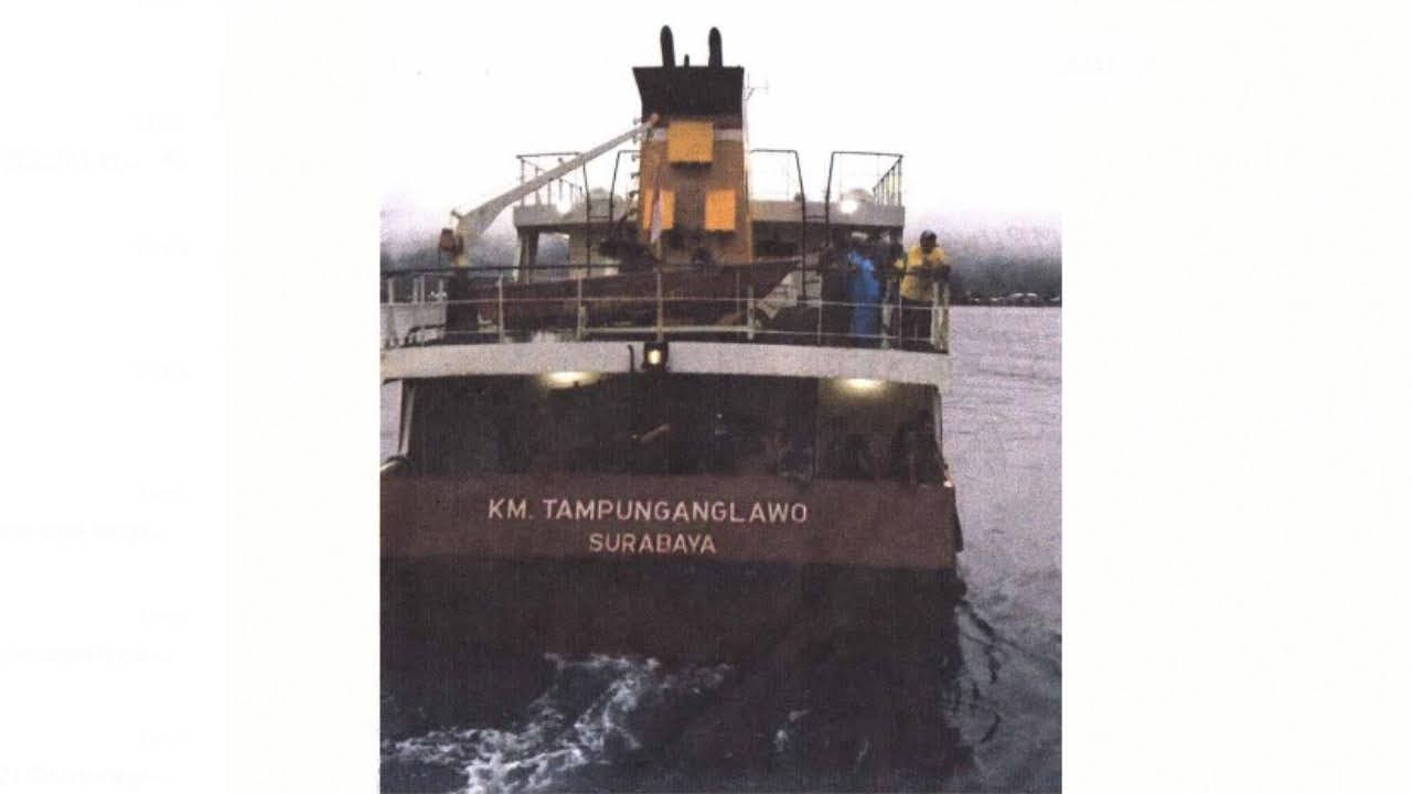 Kapal Perintis R 39