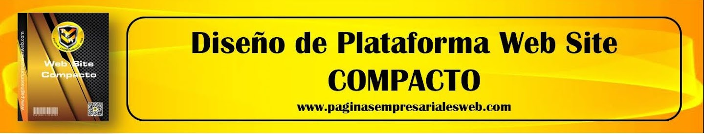 Plataforma y Paginas Web Compacto