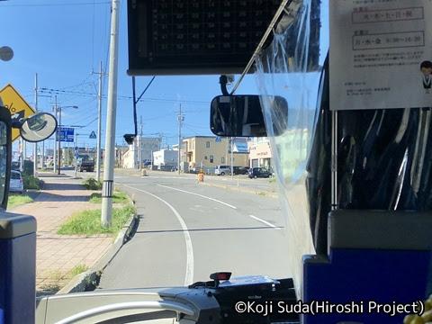 沿岸バス「13快速幌延留萌線」「56快速留萌旭川線」 ・709 車窓_12