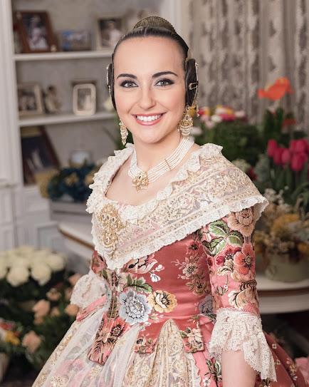 Paloma Eroles Martínez, falla Comte de Salvatierra-Ciril Amorós - nº149