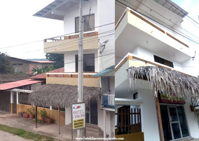 Hotel Chacon Manglaralto Perspectiva