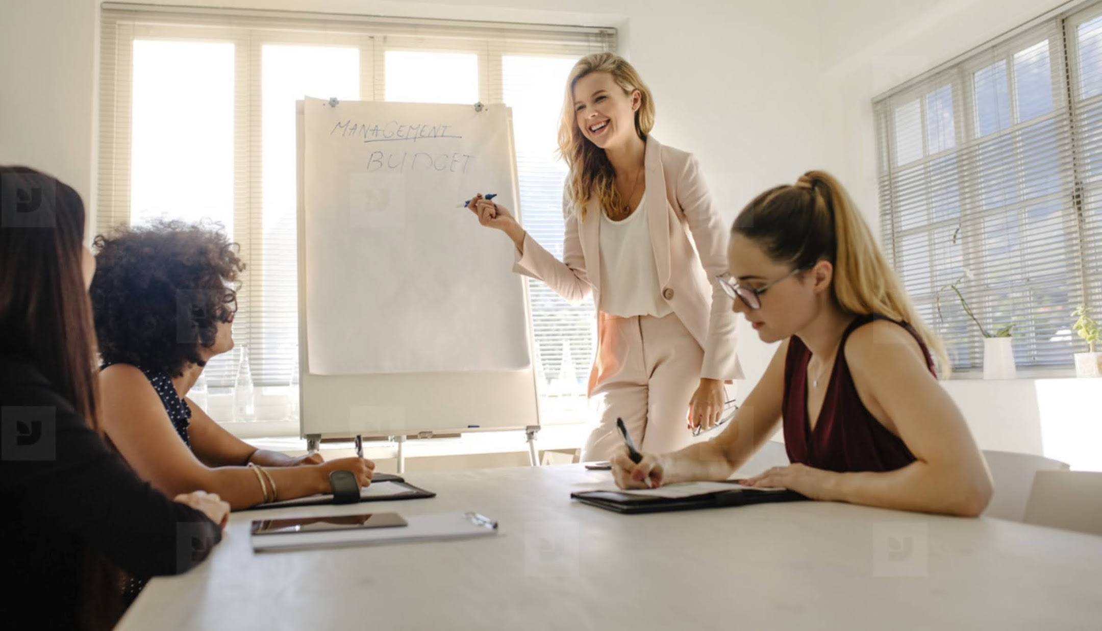 Tips for How to Present with Confident