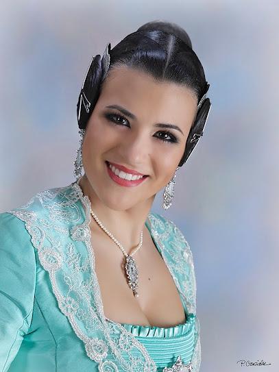 Esmeralda Sanchis García, falla Felip Bellver-Mare Ràfols - nº136