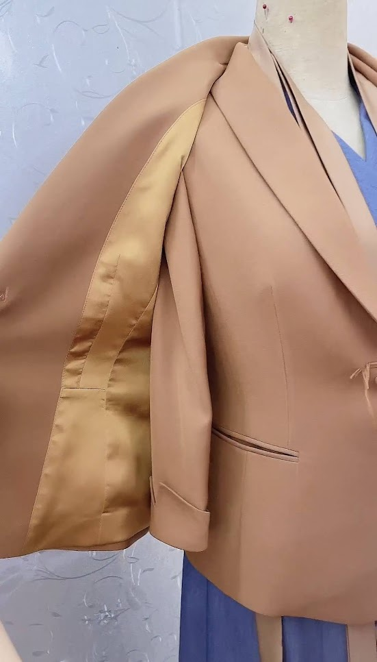 áo vest nữ công sở thời trang thủy thiết kế ở hải phòng 2