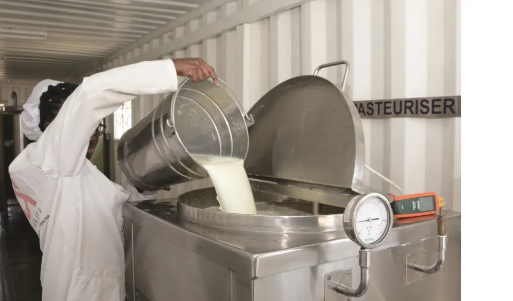 GDC: Big Win for the Environment as Milk Processor are Likely to Save More.