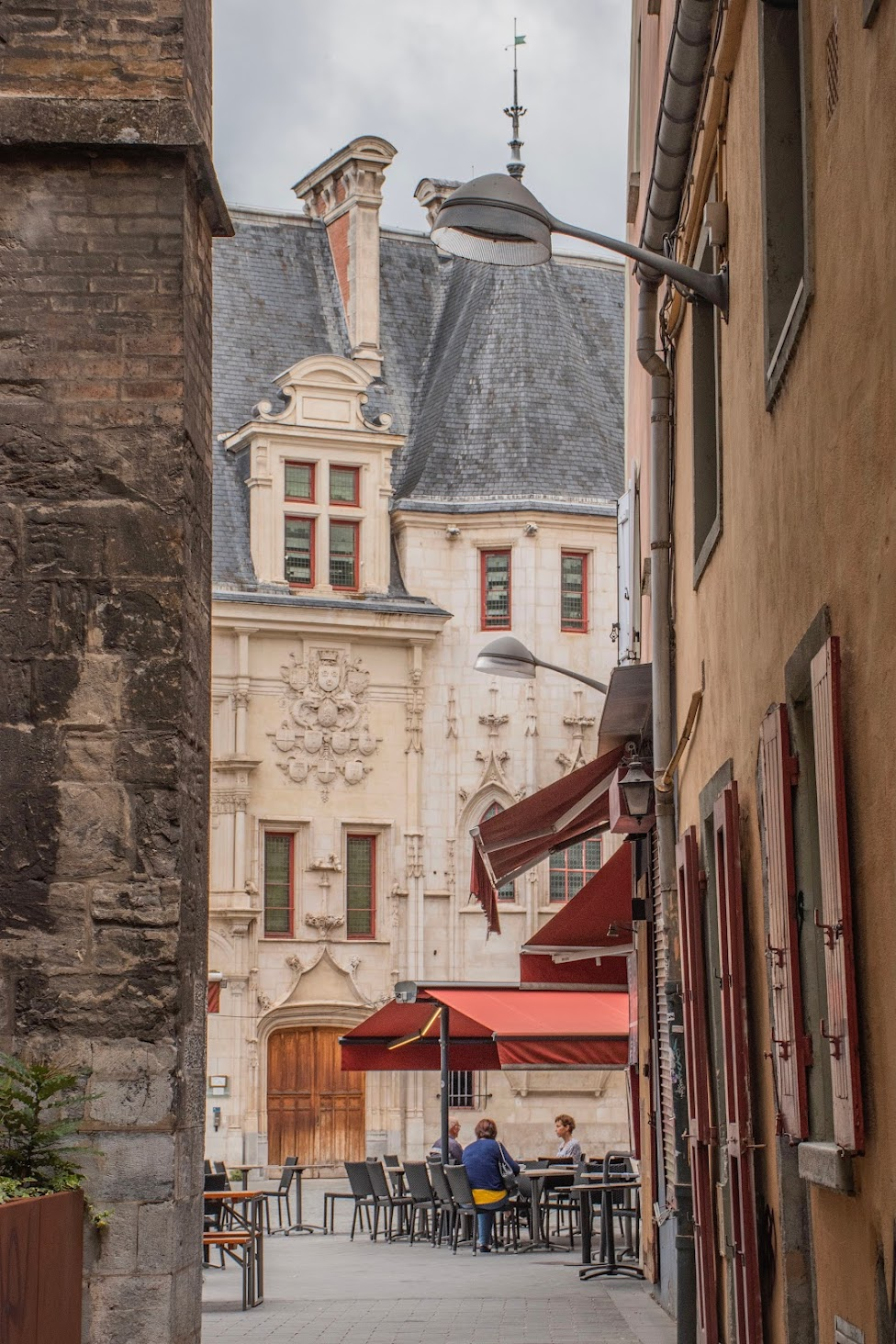 Oude-stad-Grenoble