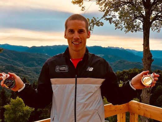 Top 10 London Marathon finish for Andy