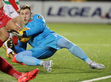 No celebration for Newtown keeper