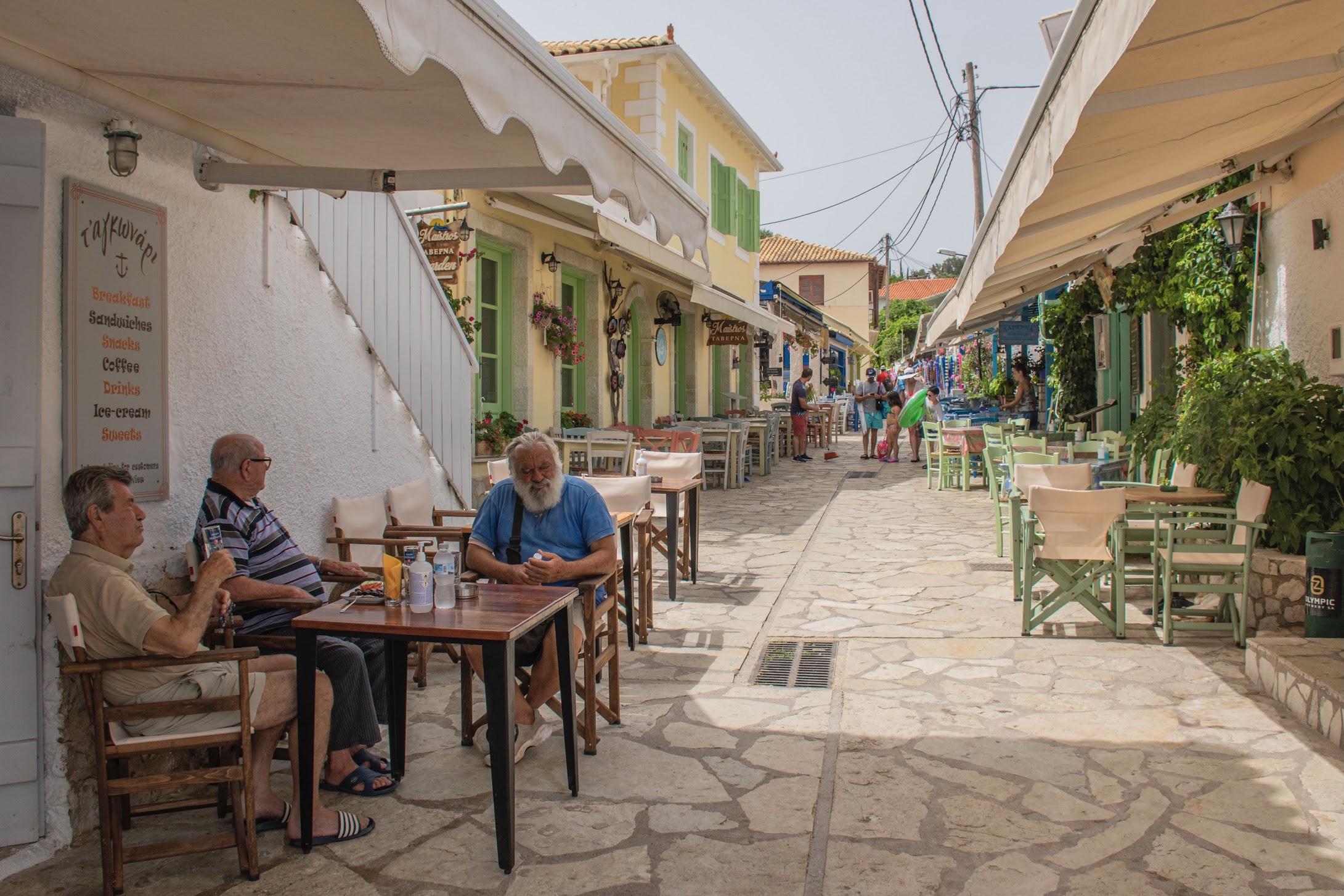 dorpjes-Lefkas
