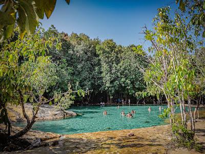 Half-Day Jungle Tour to Crystal Pool & Krabi Hot Spring