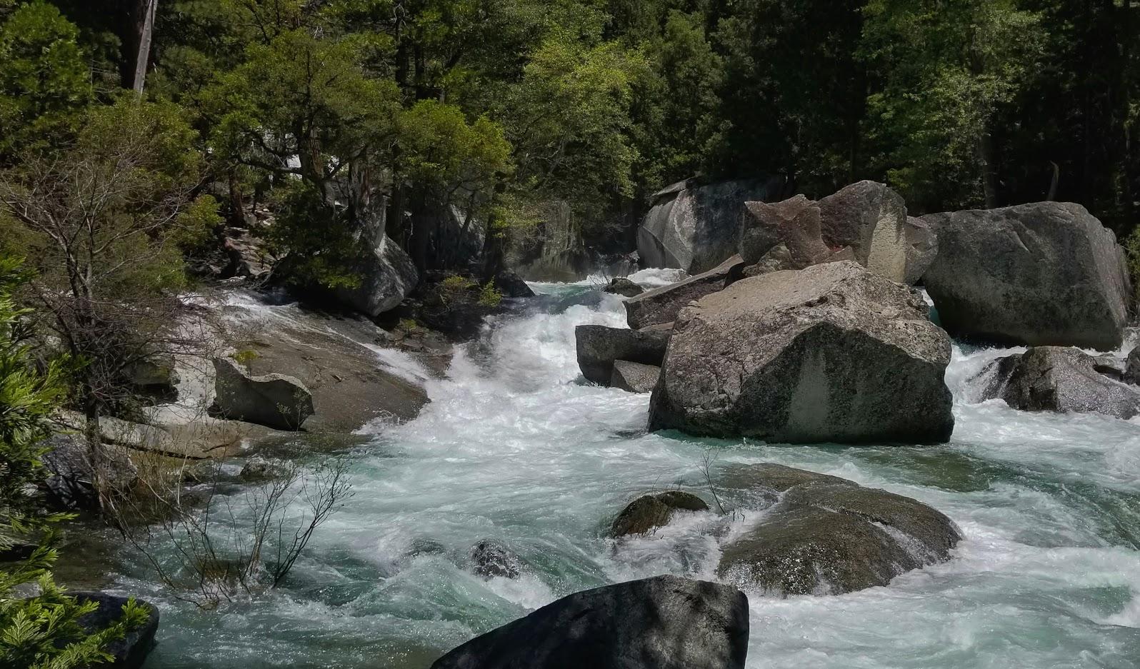 Калифорния как она есть: Paradise Valley, Kings Canyon + Eagle Lake Trail, Sequoia NP