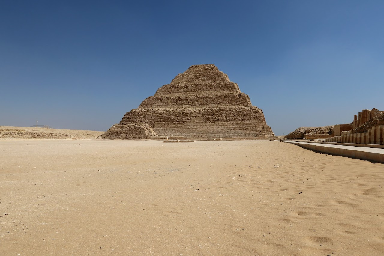 Почти весь Египет в спокойном темпе.