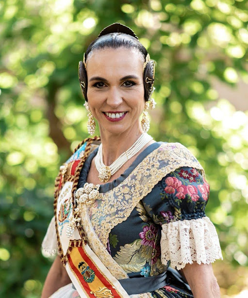 - Olga Cervero Carbonell, falla Mestre Serrano-Alacant