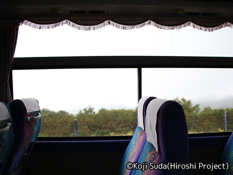 斜里バス「ウトロ羅臼線」 ・213 車窓_04