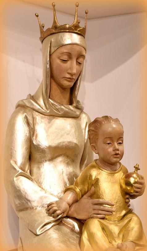 Október – mesiac Panny Márie