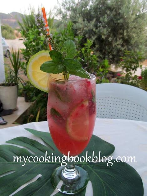 Коктейл Мохито (Mojito) с ягоди