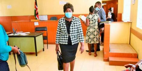 DNA: Moi's Grandson Sired Ms Gladys Jeruto Children