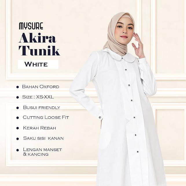 akira white