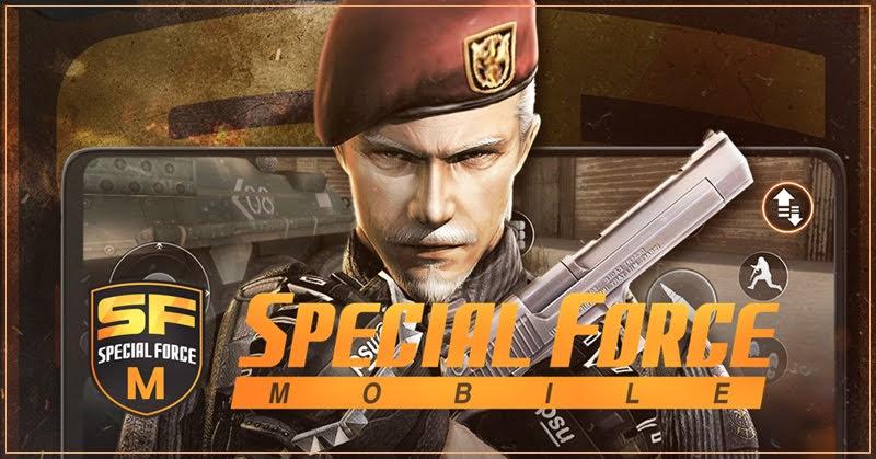 Special Force Mobile จากตำนานสู่ความมันส์ในมือถือ