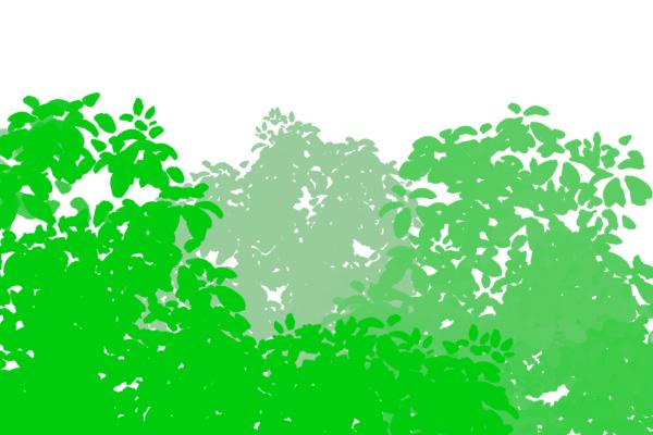 クリスタ「色の変化」で濃淡表現