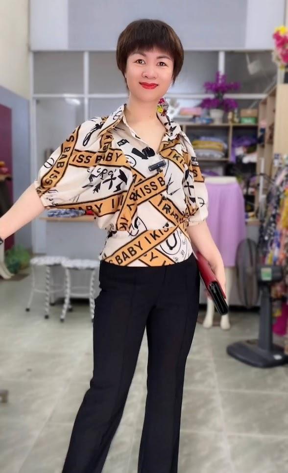 áo sơ mi nữ công sở phối đồ mặc đẹp thời trang thủy sài gòn