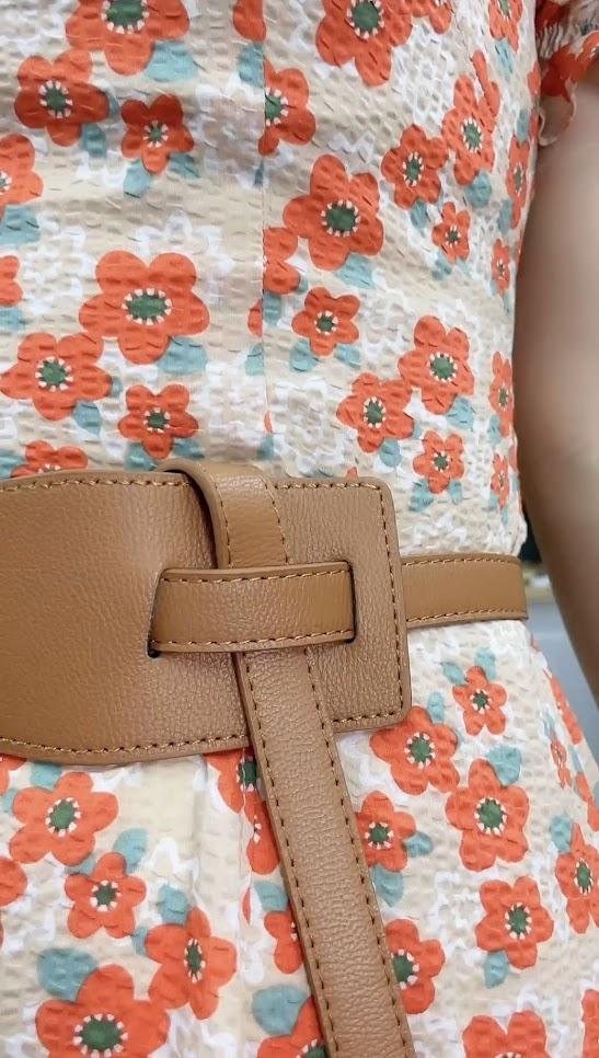 thắt lưng nữ thời trang thủy sài gòn