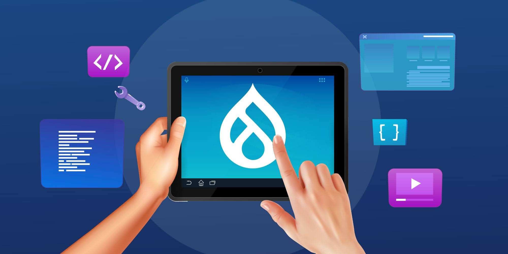 8 Incredible Benefits of Opting for Drupal Development for Your Business Website!