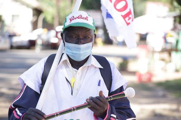 BARINGO: 354KM Charity Walk for Kabarnet Stadium