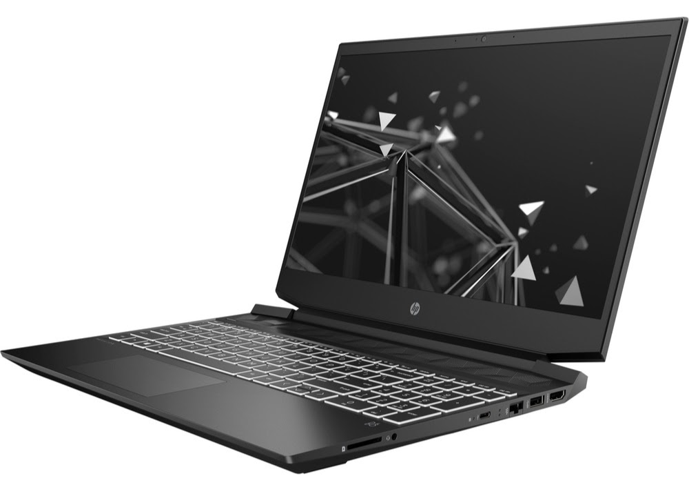 HP Pavilion Gaming Laptop 15-ec1015nj RIGHT pers
