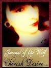Cherish Desire Ladies: Journal Of The Wulf