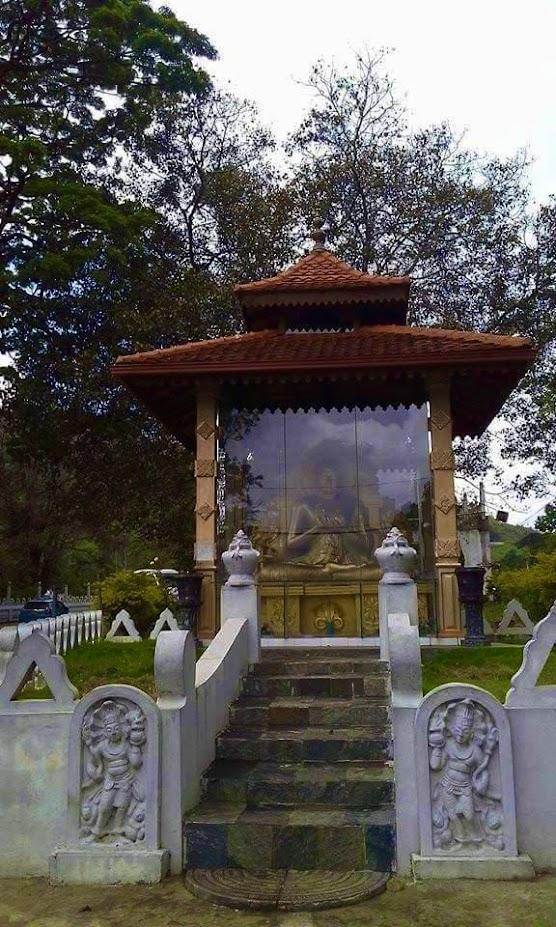 Dhowa Rock Temple