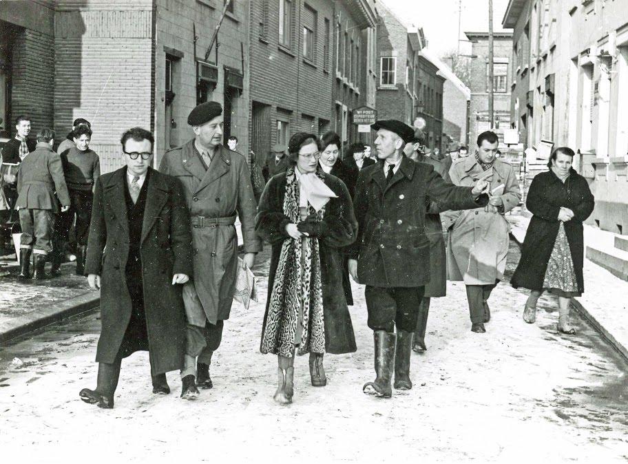 overstroming 1953