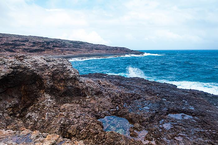 Seroe Colorado, Aruba