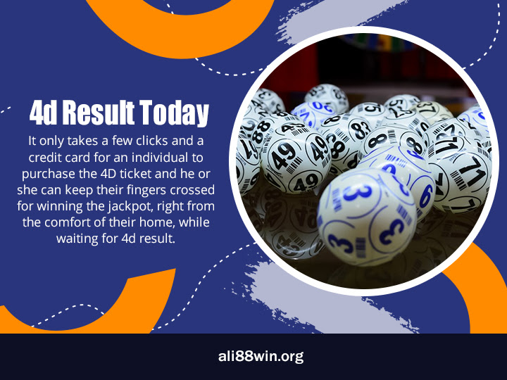 4D Result Today Malaysia