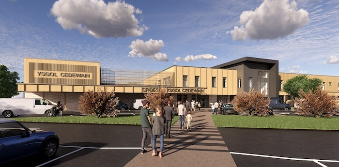 Pre-planning consultation begins for new school