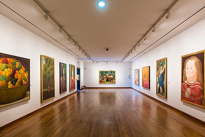 Muzeul Botero, Bogota