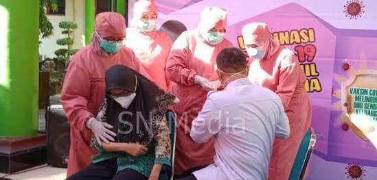 Vaksin Ibu Hamil Di Ngawi