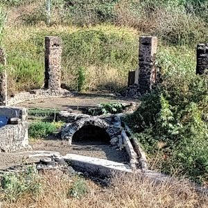 Parco Monte Po -Acquicella - ruderi fornace