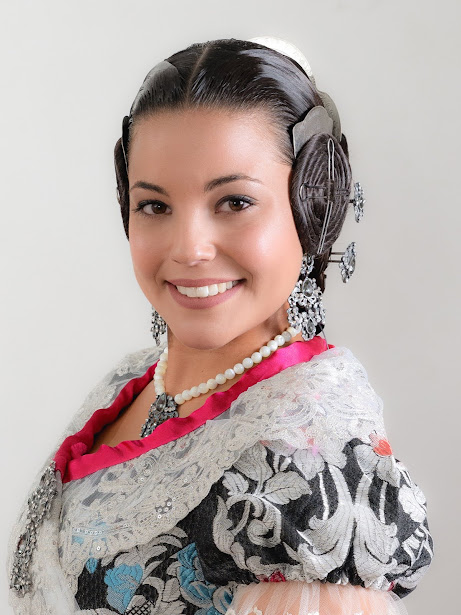 M. Ilina Benalba Navalón, falla Vidal de Canyelles-Sánchez Coello - nº70