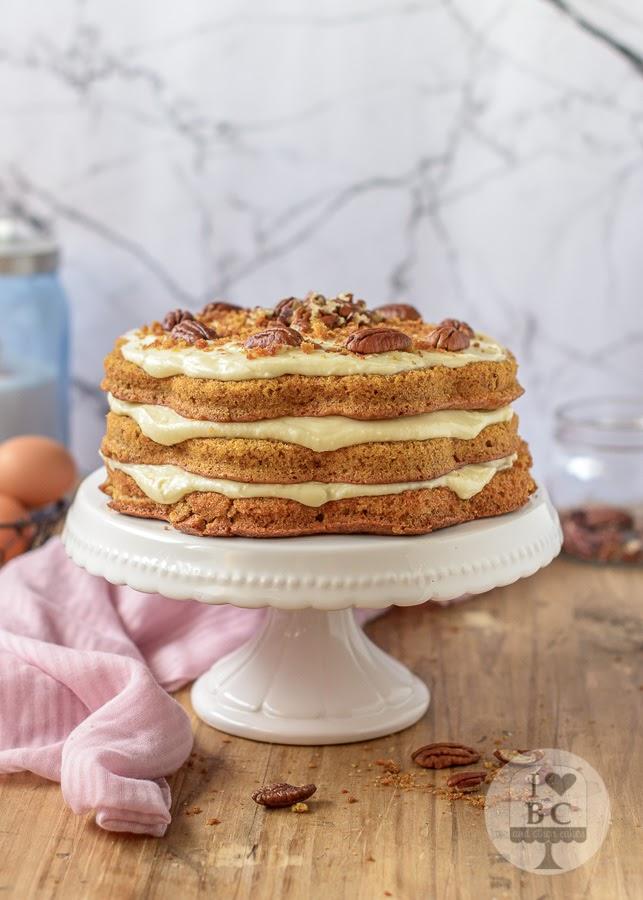 Carrot Cake de Martha Stewart