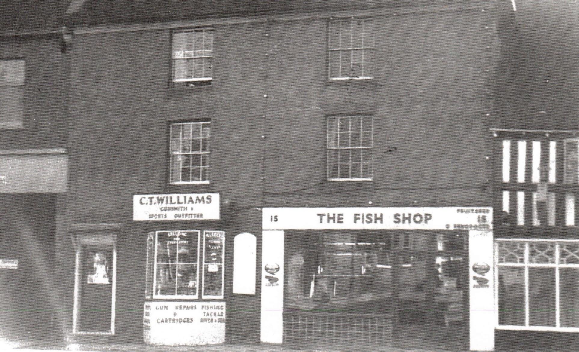 Tenterden Archive 13-15 High Street